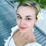 Полина Гагарина впервые опубликовала фото дочери