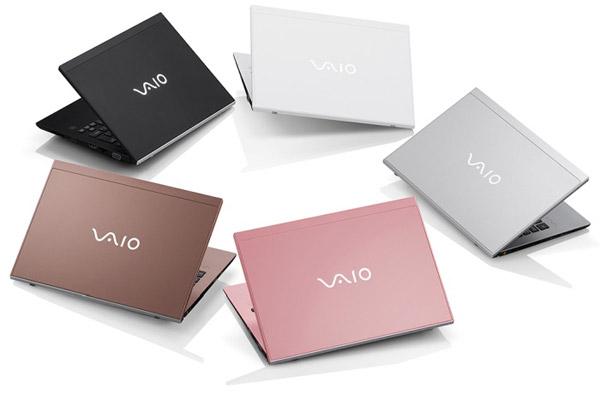 Представлены ноутбуки VAIO S11 и VAIO S13 на процессорах Intel Kaby Lake Refresh