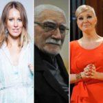 Самые обсуждаемые люди 2017 года: почему все говорили о Собчак, Джигарханяне и Максаковой