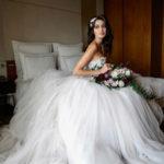 31055 Супруга Дмитрия Тарасова снова надела свадебного платье