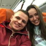 31279 Супругу Дмитрия Тарасова поздравляют с беременностью