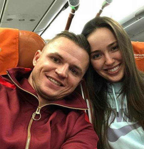 Супругу Дмитрия Тарасова поздравляют с беременностью