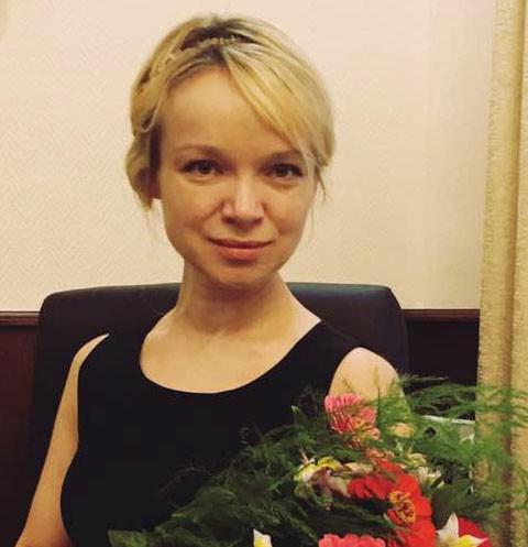 29440 Цымбалюк-Романовская прошла обряд крещения только ради Джигарханяна