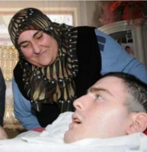 Турецкая женщина потеряла своего русского ребенка