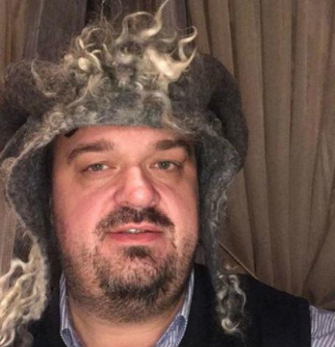 Василий Уткин сильно располнел после расставания с возлюбленной