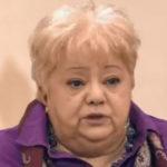 Вдова Георгия Буркова рассказала о проклятье супруга