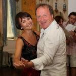 Владимир Стеклов развелся с третьей женой
