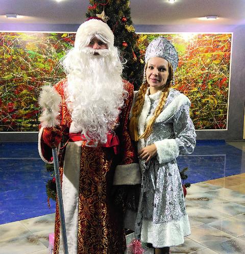 Юрист из Москвы берет отпуск, чтобы поработать бесплатным Дедом Морозом