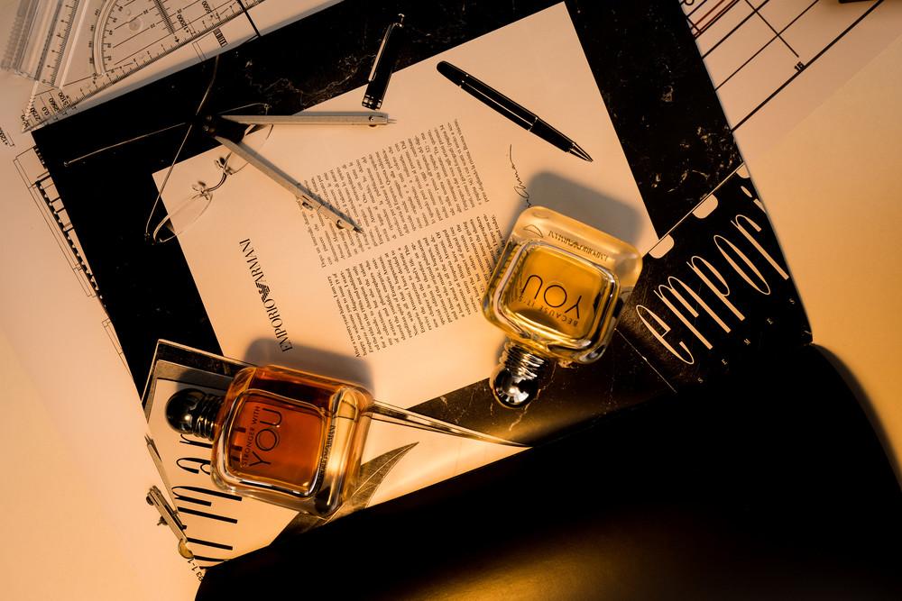 Запуск парфюмерного дуэта You от Emporio Armani в России