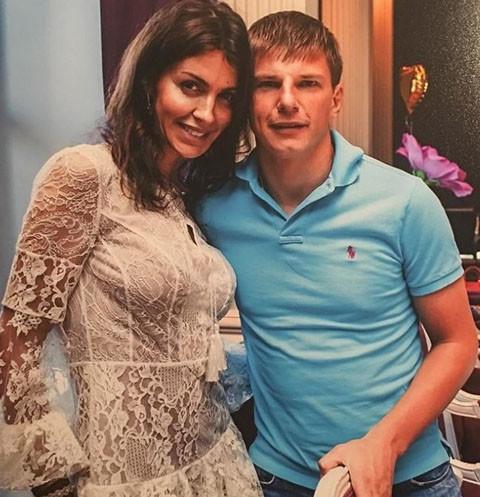 Жена Андрея Аршавина отвергла обвинения его предполагаемой любовницы