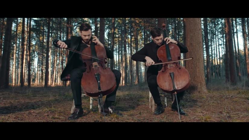 2CELLOS — Cavatina, новый клип