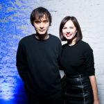 31373 Александр Терехов, Оксана Лаврентьева, Ника Белоцерковская и другие гости на вечеринке в Москве