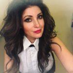 Анастасия Макеева устроила разврат в гримерке