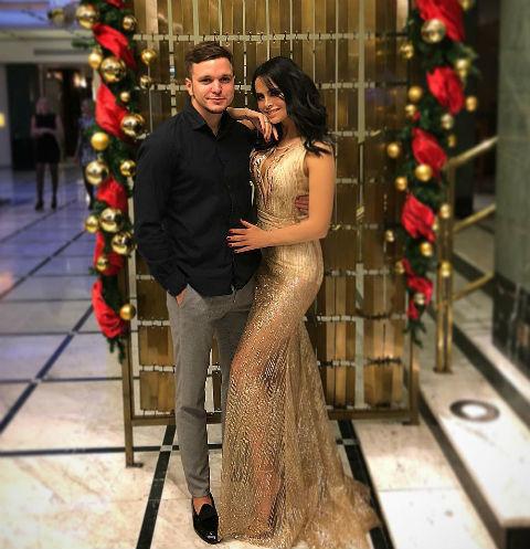Антон Гусев и Виктория Романец разводятся