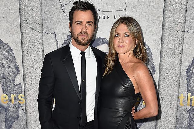 Детали брачного договора Джастина Теру и Дженнифер Энистон: как актеры будут делить миллионы в ходе развода