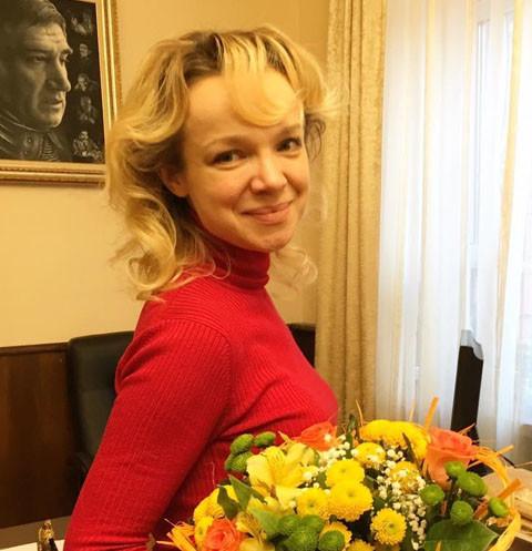 Элина Мазур назвала покровителя Виталины Цымбалюк-Романовской