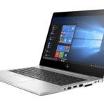 HP анонсировала серию бизнес-ноутбуков Elitebook 800 G5