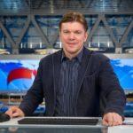 32544 Кирилл Клейменов внезапно заменил Екатерину Андрееву в программе «Время»