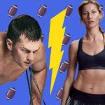 На спорт: звездные пары, которые тренируются вместе