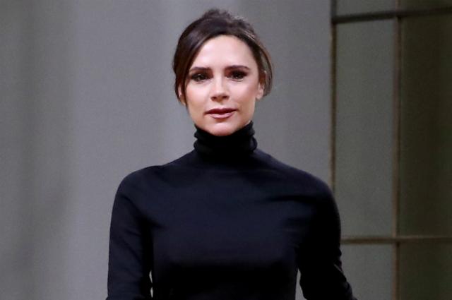 Неделя моды в Нью-Йорке: показ Victoria Beckham