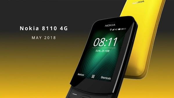 Nokia 8110: почувствуй себя Нео