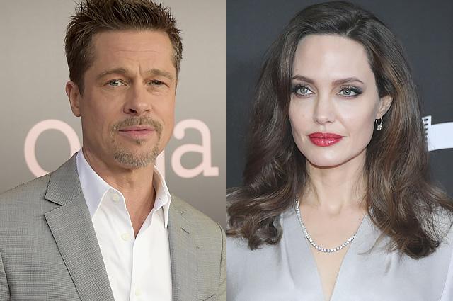Новые подробности развода Брэда Питта и Анджелины Джоли: супруги до сих пор не поставили точку в семейной жизни