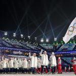 Олимпиада-2018: сборная России прошла на параде спортсменов под нейтральным флагом
