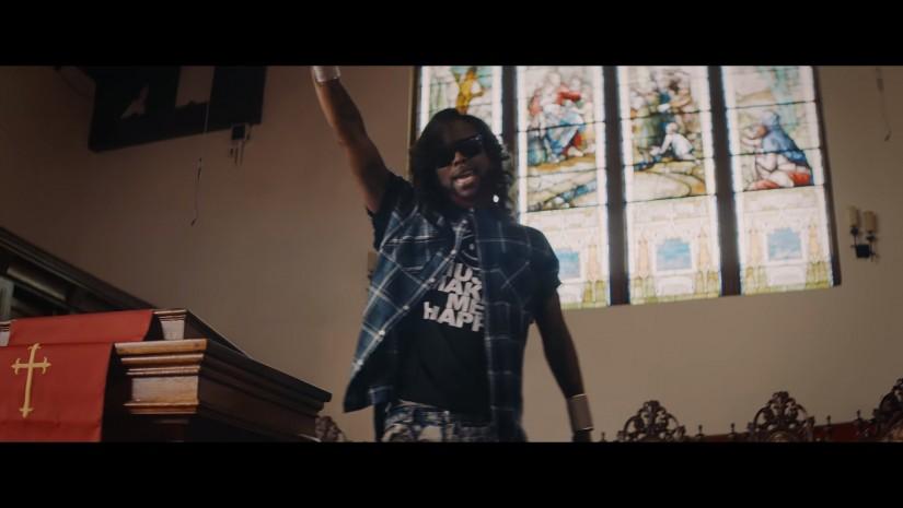 Snoop Dogg feat. B Slade — Words Are Few, новый клип