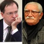Владимир Мединский поражен скандалом вокруг театра Джигарханяна