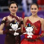 32801 Звезды в восторге от триумфального выступления Загитовой и Медведевой