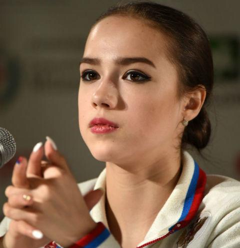 Алина Загитова ревела навзрыд перед сдачей допинга