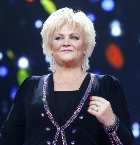 Анне Вески балует внуков вопреки желанию дочери