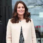 Беременная Кейт Миддлтон уходит в декретный отпуск