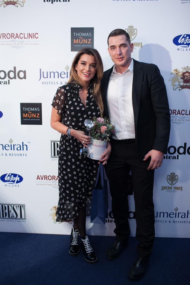 Бородина, Заворотнюк и Джанабаева произвели фурор на премии «Пара года»