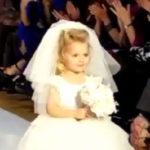 34528 Дочери Пугачевой и Навки произвели фурор на показе детской одежды