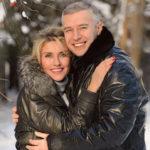 Екатерина Архарова уединилась с возлюбленным за городом