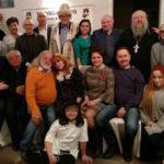 34981 Эммануил Виторган организовал торжественный прием для вдовы Алексея Петренко
