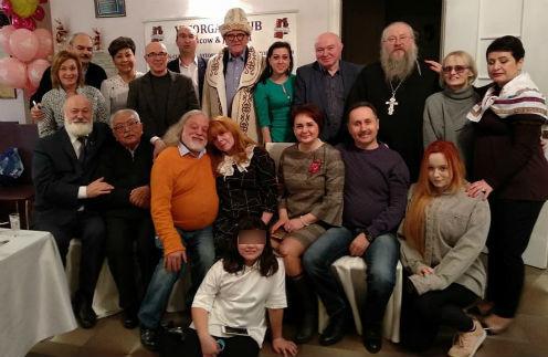 Эммануил Виторган организовал торжественный прием для вдовы Алексея Петренко