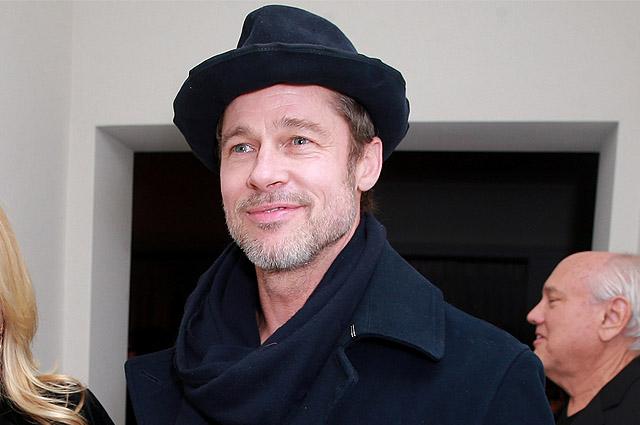 Инсайдер о встречах Брэда Питта с детьми после развода с Анджелиной Джоли: «Их привозит к нему телохранитель или няня»