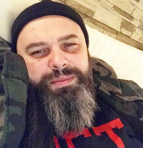 Максим Фадеев поделился интимными фото с женой