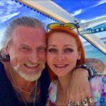 Марина Анисина необычно поздравила Никиту Джигурду с днем рождения