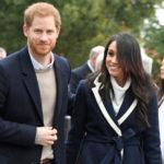 Меган Маркл и принц Гарри приехали с официальным визитом в Бирмингем