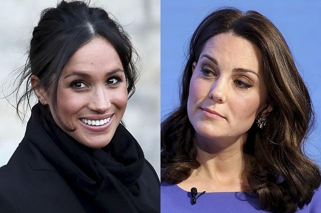 Меган Маркл вновь обошла Кейт Миддлтон: невеста принца Гарри названа самой красивой женщиной в королевской семье