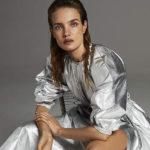 34234 Наталья Водянова о своей ролевой модели, воспитании детей и отношении к домогательствам