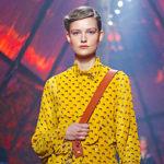 Неделя моды в Париже: показ Hermes сезона осень-зима 2017-2018
