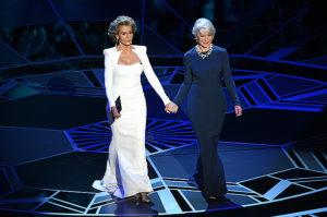 """33494 """"Оскар-2018"""": Джейн Фонда, Хелен Миррен и другие звезды старше 60 лет на красной дорожке удивили всех"""