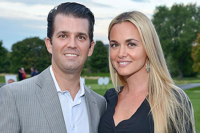 СМИ обсуждают причины развода сына Дональда Трампа: деньги, проблемы в семье и новое любовное увлечение