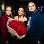 Татьяна Навка, Дмитрий Песков, Филипп Киркоров, Юлия Барановская и другие на концерте Ани Лорак