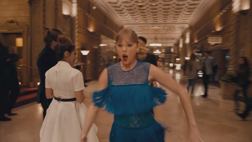 Taylor Swift — Delicate, новый клип