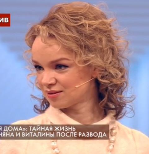 Цымбалюк-Романовская готова поделиться имуществом с Джигарханяном